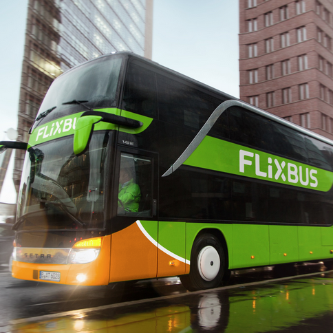 FLIXBUS VA IN USA
